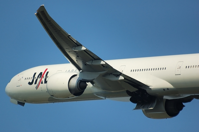 JAL Boeing777 2