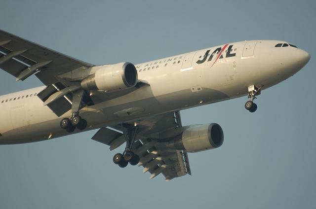 JAL A300