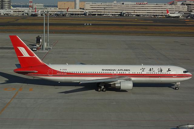 上海航空 2