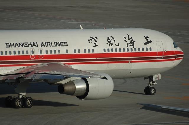 上海航空 3