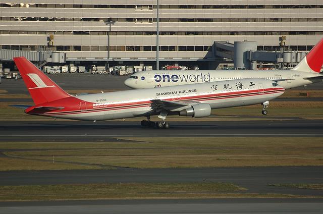 上海航空 4