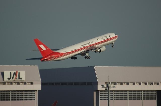 上海航空 5