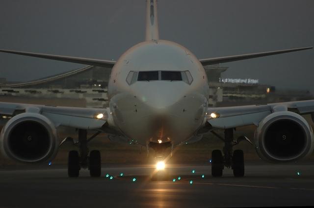 JAL B737-800 3