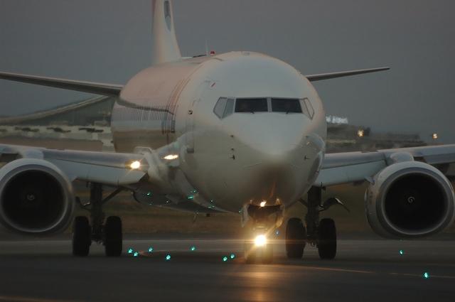 JAL B737-800 4