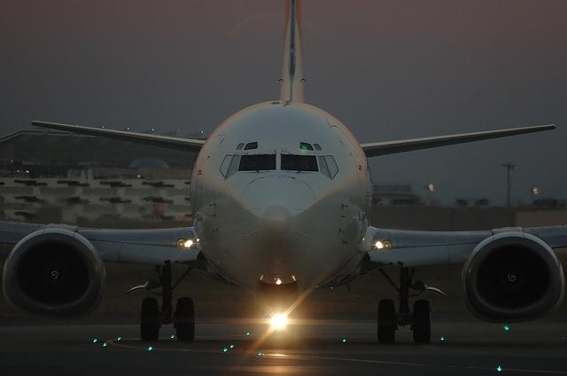 JAL B737-400 3