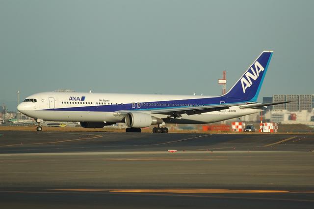 ANA B767