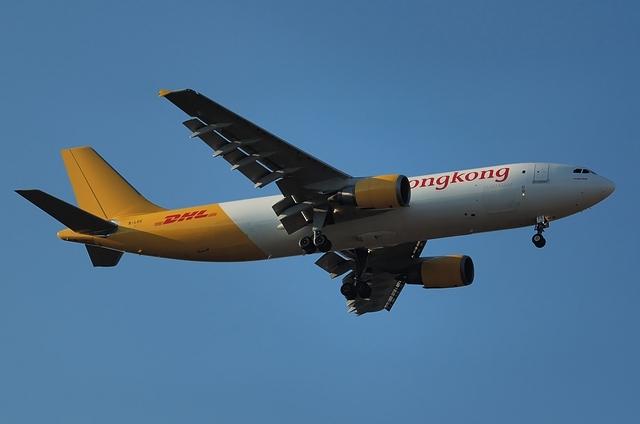 Air Hong Kong A300F4-600 1