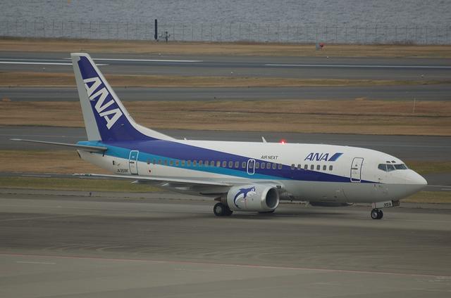 ANA B737 1