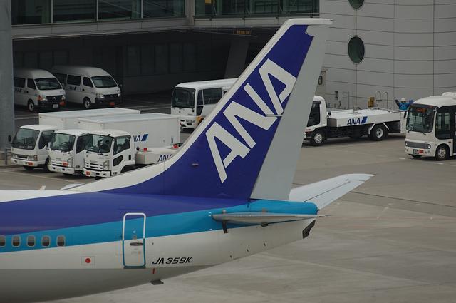 ANA B737 4