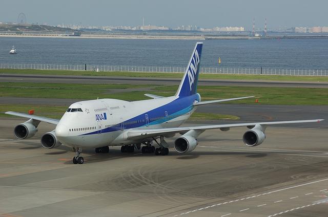 Boeing747 全景