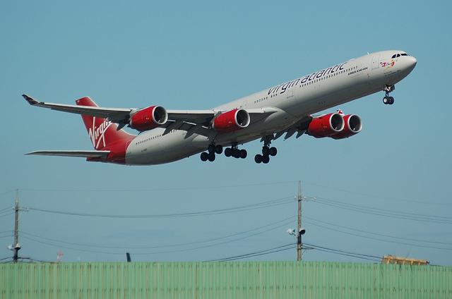 ヴァージン A340