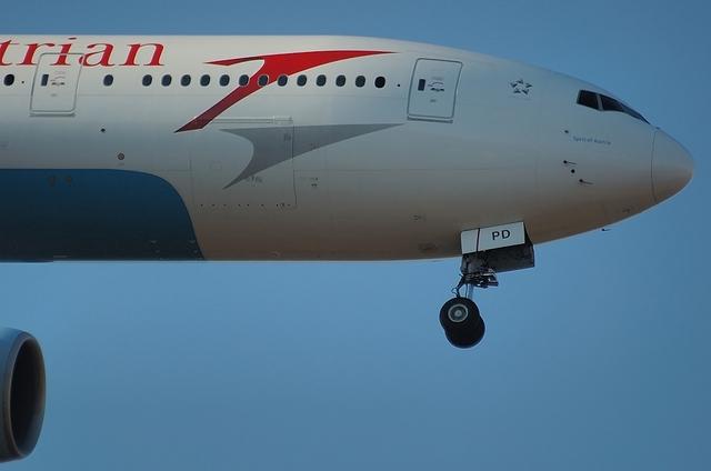 オーストリア航空 B777 2