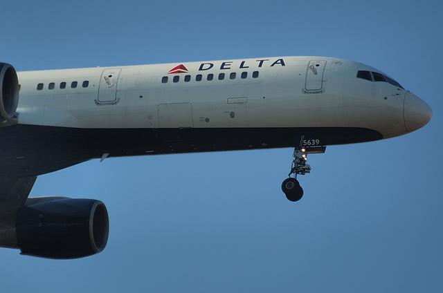 デルタ航空 B757 1