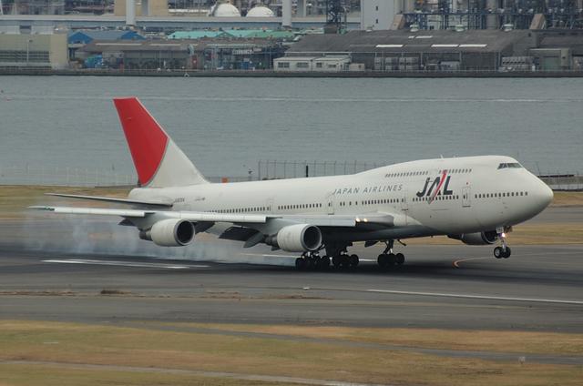 JAL B747 3