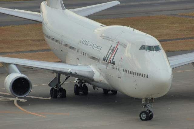 JAL B747 8