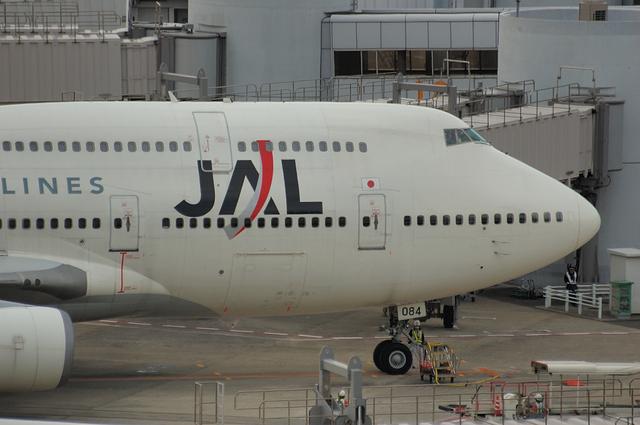 JAL B747 10