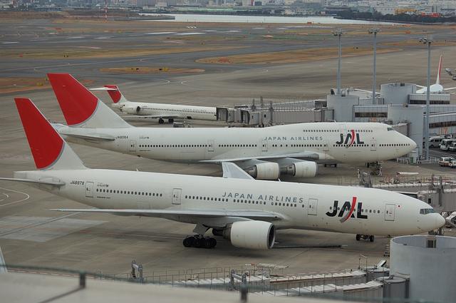 JAL B747 12