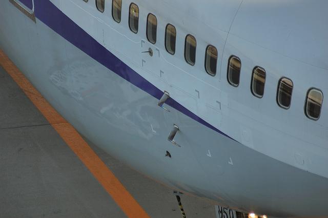 Boeing747 ピトー管等