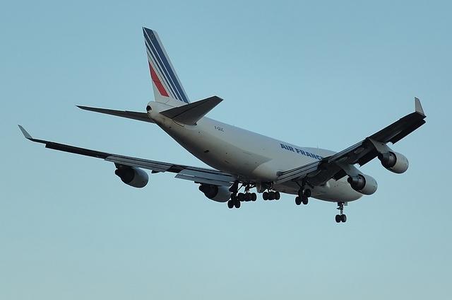 エールフランス B744F 3
