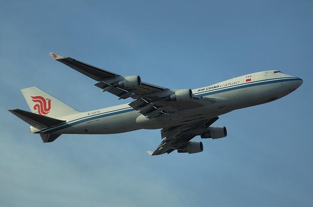 CAのB747-400F 2