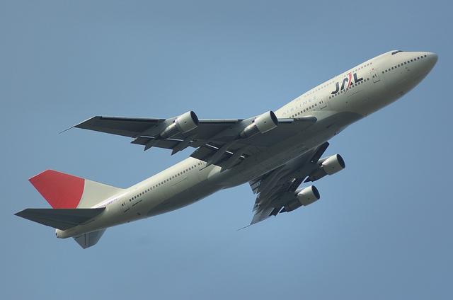 JAL B747-100BSUD