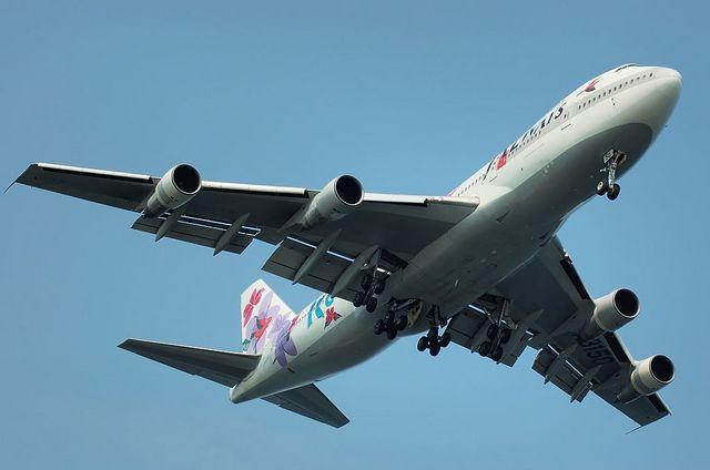 JAL B747-200B 3
