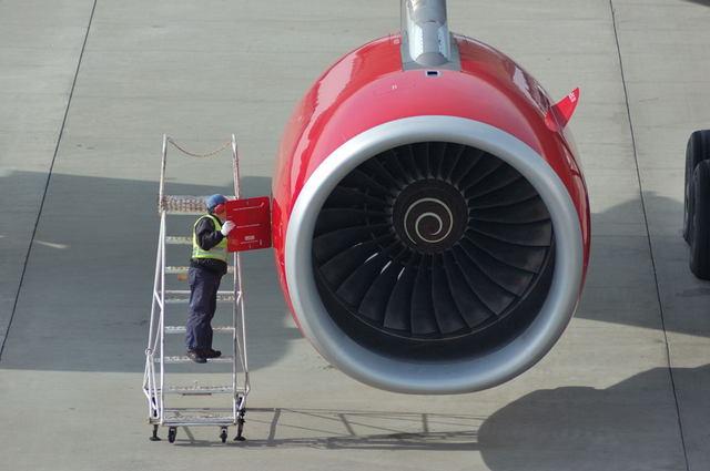 VS A340 8