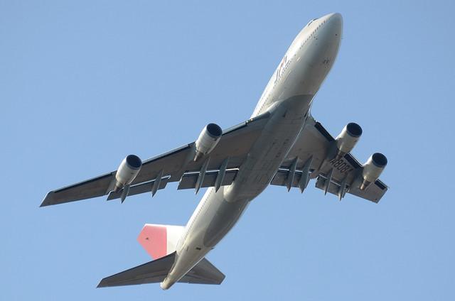 JAL B744D 7