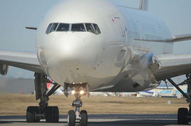 JAL B777 6