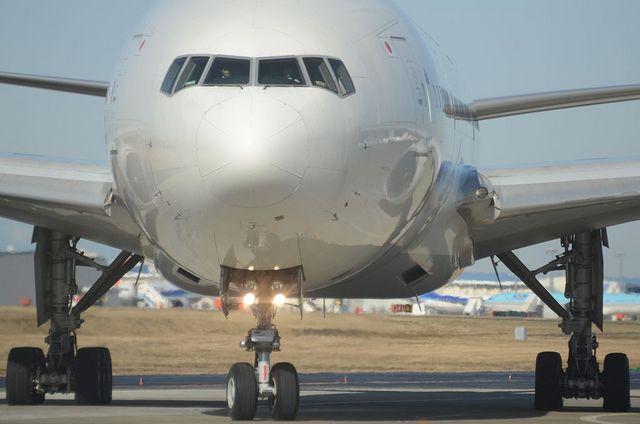 JAL B777 7