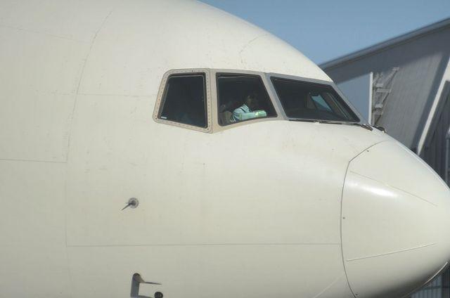 JAL B777 9