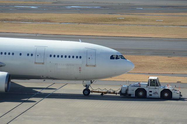 JAL A300 2
