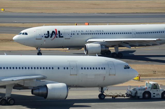 JAL A300 4