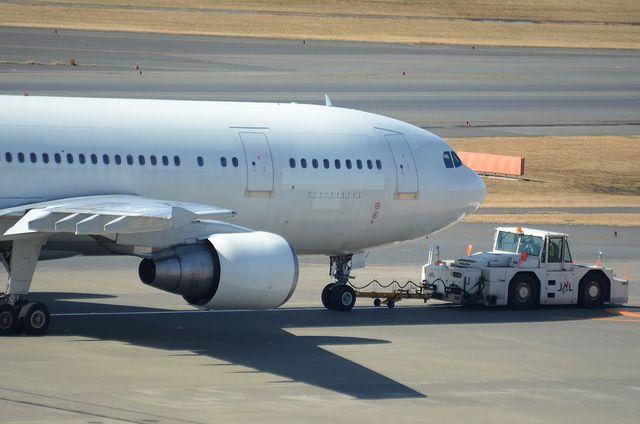 JAL A300 6
