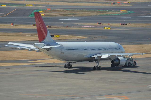 JAL A300 7