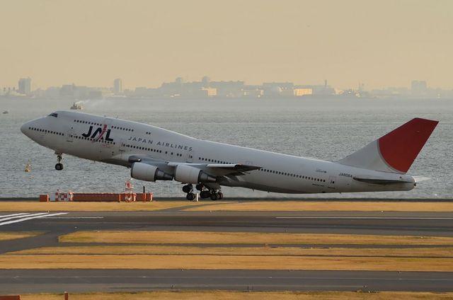 JAL B747 11