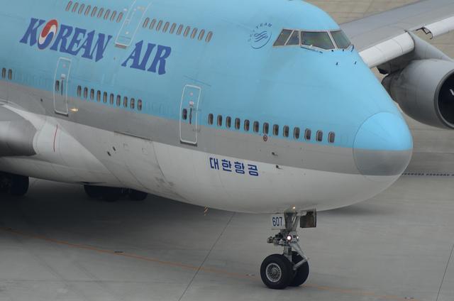 大韓航空 4