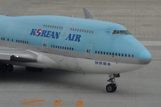 大韓航空 5