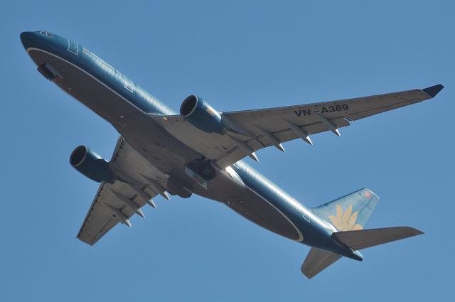 ベトナム航空 A330 3