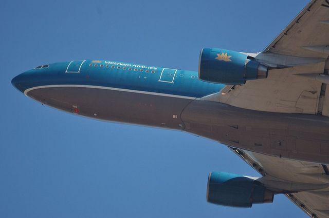 ベトナム航空 A330 4