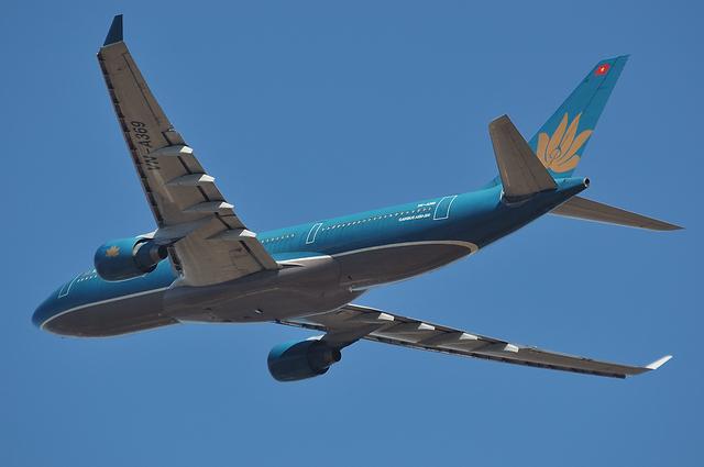 ベトナム航空 A330 5