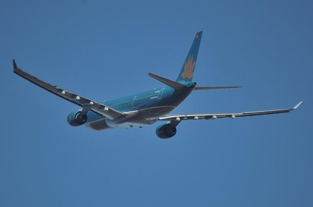 ベトナム航空 A330 6