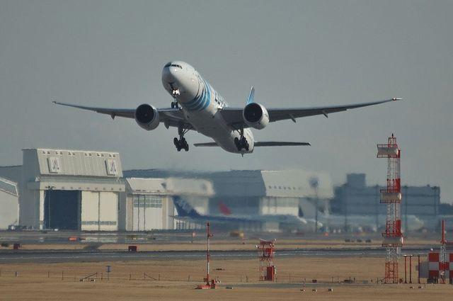 エジプト航空 B777 1