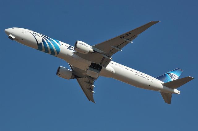 エジプト航空 B777 4