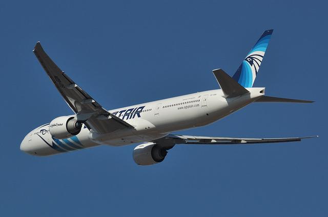 エジプト航空 B777 5