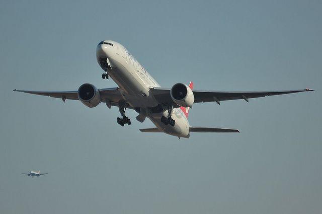 トルコ航空 B773 2