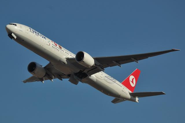 トルコ航空 B773 3