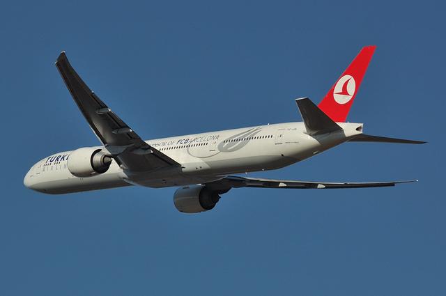 トルコ航空 B773 5