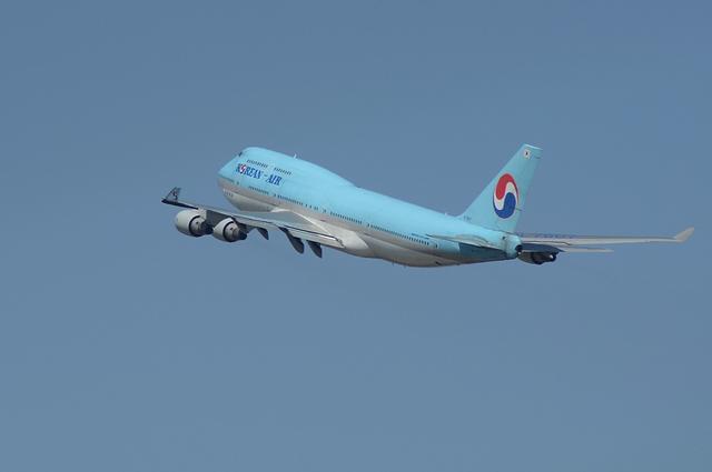大韓航空ジャンボ 2