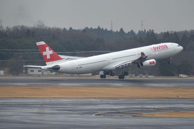 スイス A340